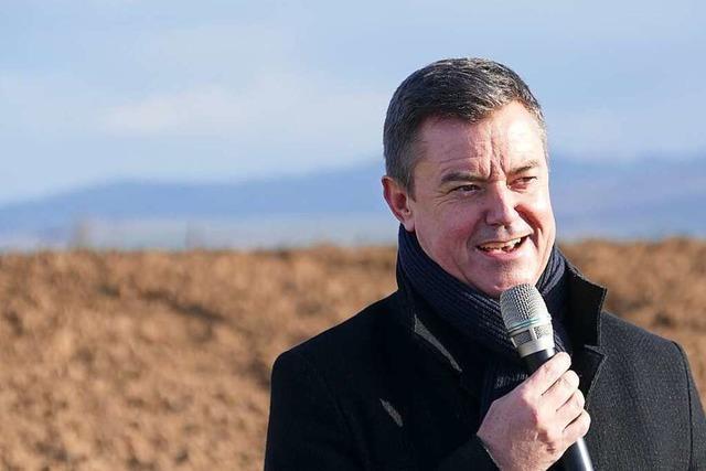 Braucht Bad Krozingens Bürgermeister Volker Kieber einen persönlichen Referenten?