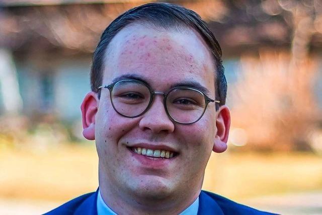 Mathias Geng soll in Bad Krozingen Projekte koordinieren