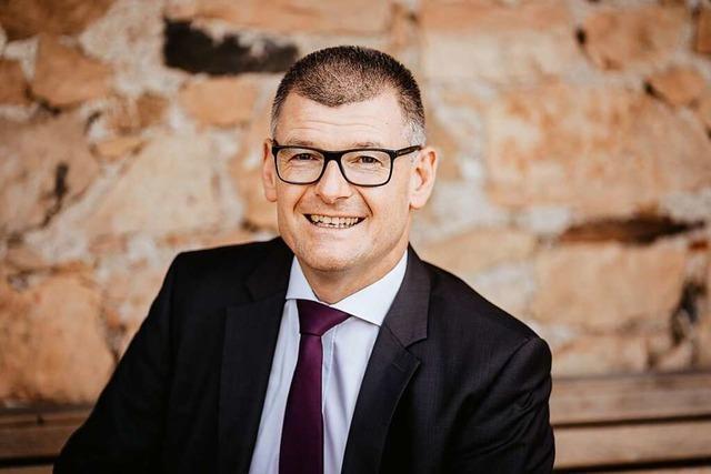 Michael Schlegel will in Reute eine vierte Amtszeit gestalten