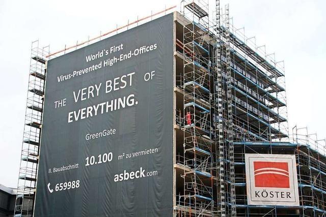 In Bonn entsteht ein pandemiesicheres Bürogebäude
