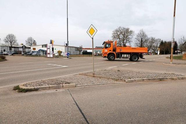 Der Kreis hat den Rad- und Gehweg zwischen Kippenheim und Kippenheimweiler befürwortet