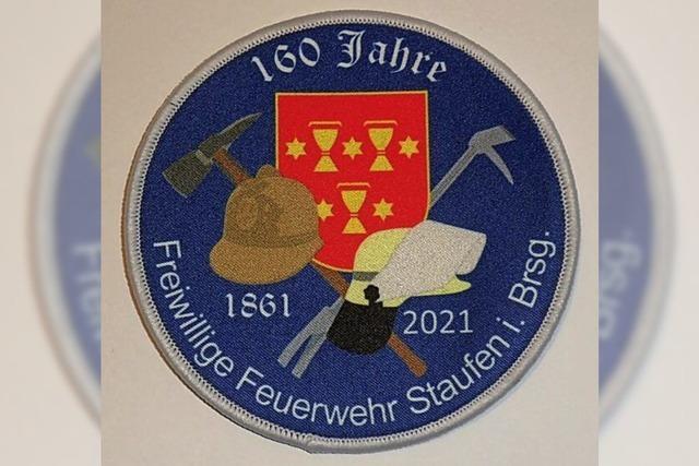 Staufens Feuerwehr feiert 160. Geburtstag