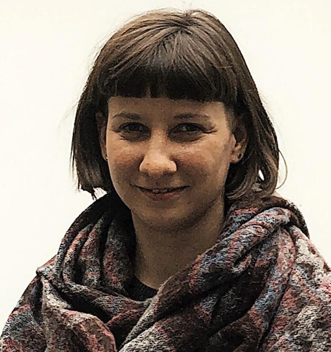 Constanze Dunst begleitet das Jugendprojekt.    Foto: Michael Dörfler