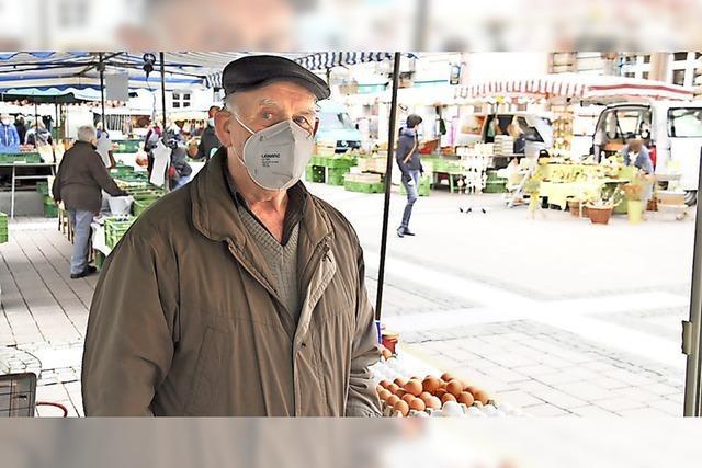 Solidarität und Shitstorm nach Masken-Strafe für den
