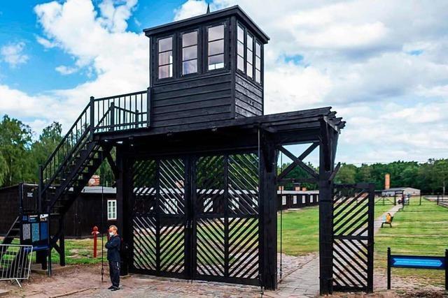 Kein Prozess gegen mutmaßlichen Wächter im KZ Stutthof