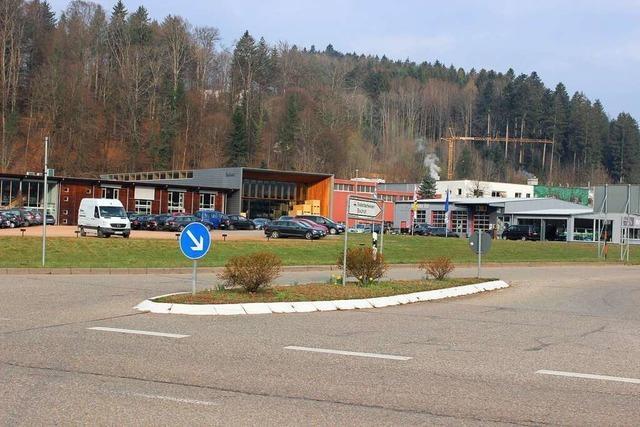 Die letzte Lücke am Ortseingang von Elzach soll bebaut werden