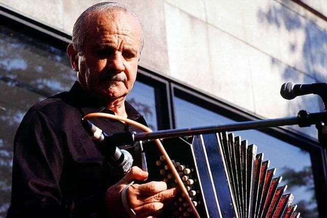 Der Komponist Astor Piazzolla wurde vor 100 Jahren geboren