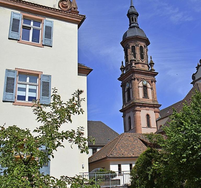 Auch die Hochschule im ehemaligen Klos...dschnellweg besser angebunden werden.   | Foto: Hochschule Offenburg