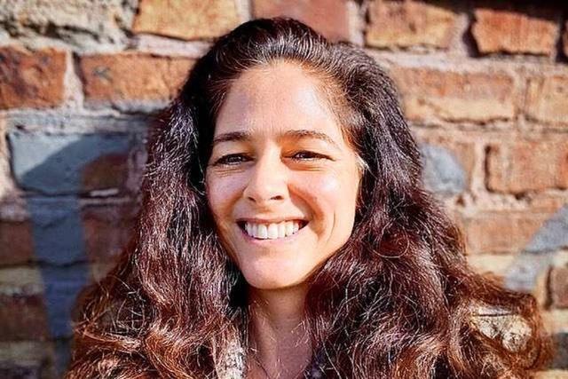 Glücksforscherin Simone Harre wünscht sich selbst eine Kameltour