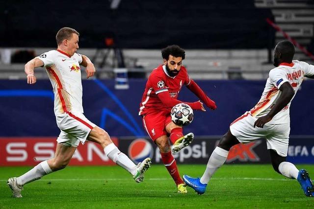 RB Leipzig scheitert an Klopps Liverpool
