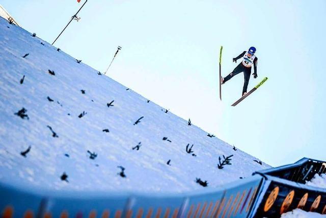 Skispringer Sebastian Rombach will nur noch Fußgänger sein