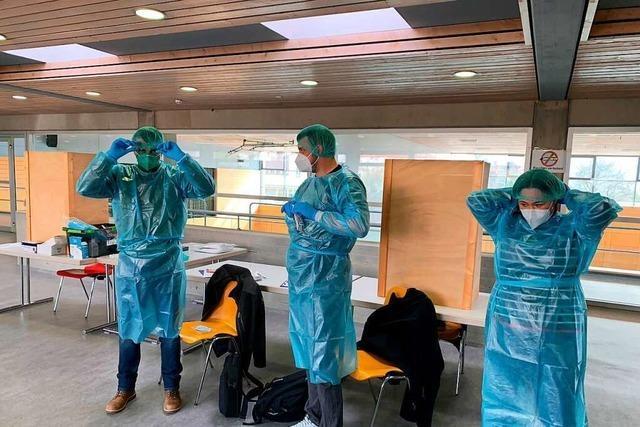Lehrer in Laufenburg testen nun selbst auf Corona