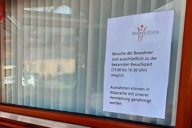 Stadt Wehr will Altbürgermeister Denzinger anzeigen
