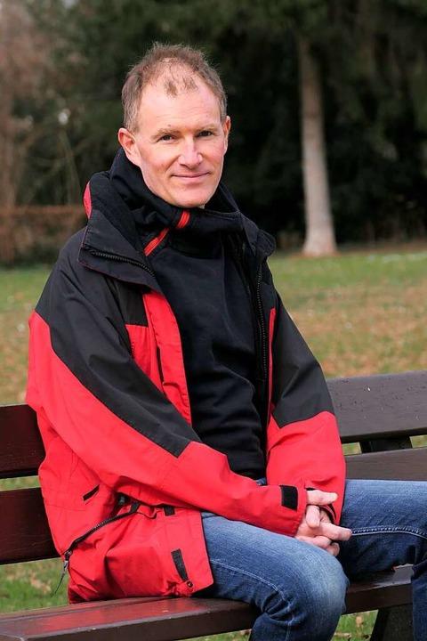 Der Gerettete: Felix Kleinschmidt    Foto: Hans-Peter Müller