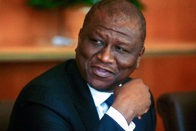 Ministerpräsident der Elfenbeinküste stirbt in Freiburger Klinik
