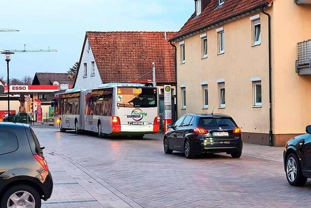 Die Gemeinde Umkirch will beide VAG-Linien behalten
