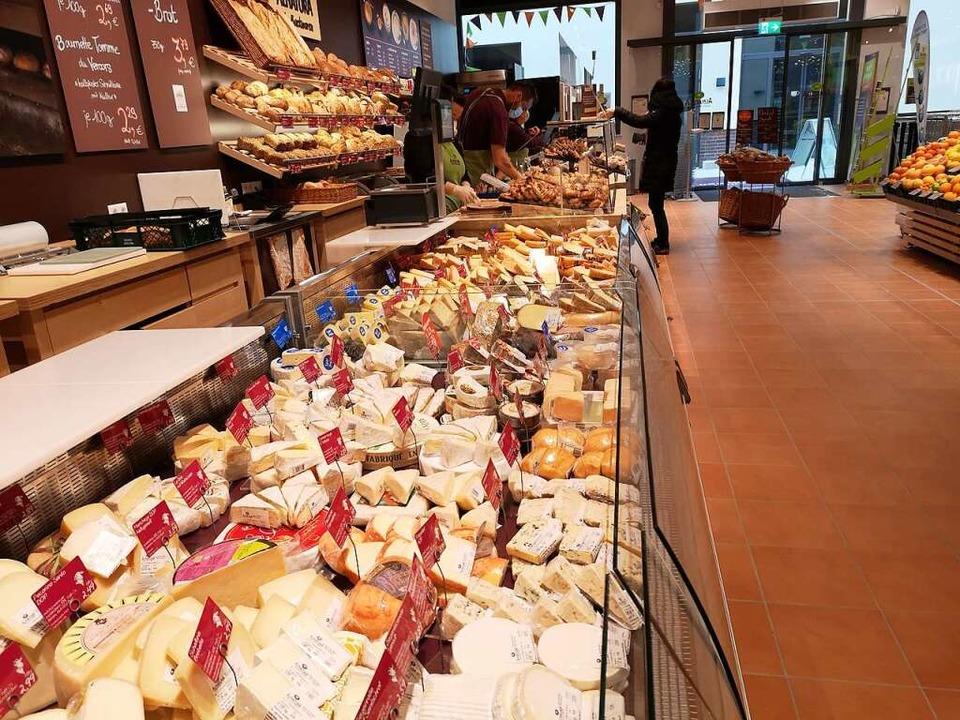 Mit Alnatura ist endlich wieder ein Lebensmittelmarkt in der Innenstadt.  | Foto: Ralf Burgmaier
