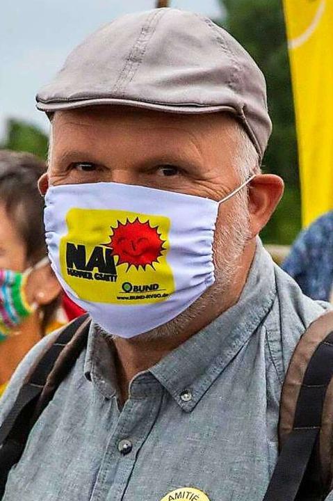 <BZ-Keyword>Axel Mayer</BZ-Keyword>, K...hreitenden Umweltschutzbewegung aktiv.  | Foto: Privat