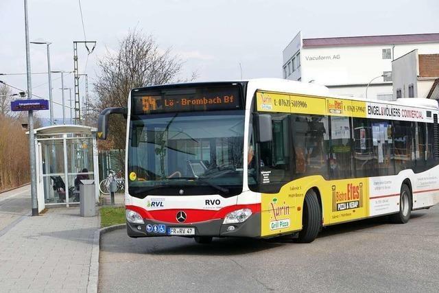 Zweiter Anlauf im Kreis Lörrach für Regiobus über den Dinkelberg