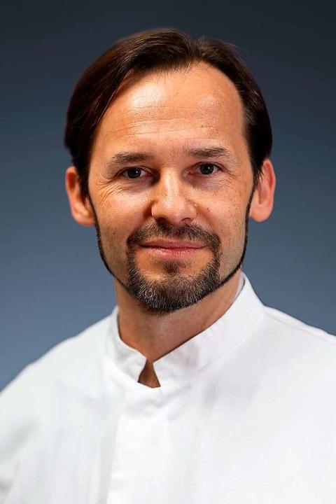 Chefarzt Dr. Ingo Schilk vom Klinikum für Schmerzmedizin  | Foto: Ortenau Klinikum