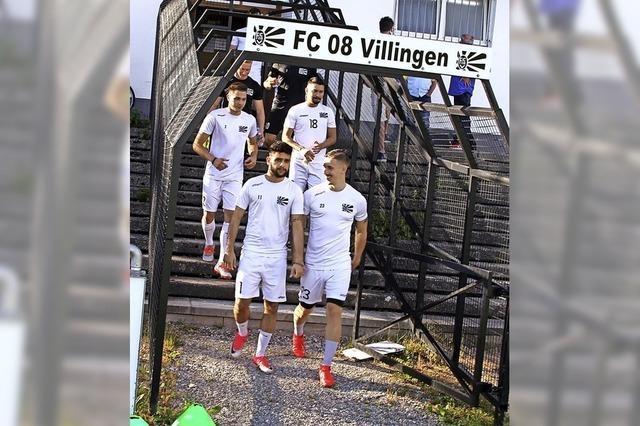 FC 08 Villingen wieder am Ball