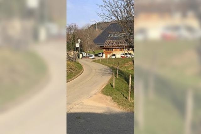 Gehweg und neue Wasserleitungen für den Klosterweg