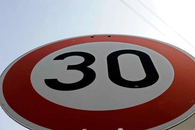 Tempo 30 in ganz Freiburg? Verkehrsminister erteilt Absage