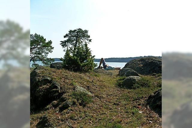 FLUCHTPUNKT: Schatzsucher in Schweden