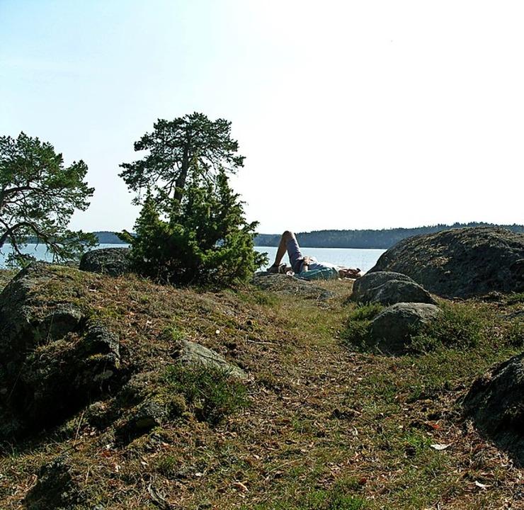 Tagträumen in Schweden  | Foto: Uwe Baumann