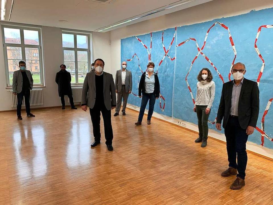 Das Offenburger Kulturteam freut sich,...dest wieder etwas Normalität einkehrt.  | Foto: Helmut Seller