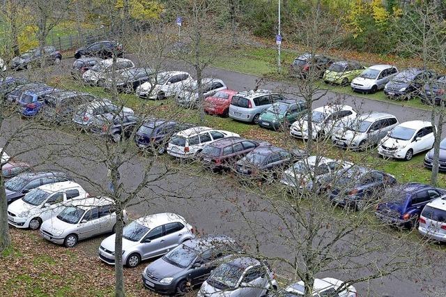 Ausschuss debattiert, was Parken in Freiburg kosten darf
