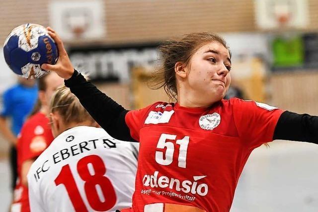 Handballerin Marie Lipps zeigt Mut zur Veränderung