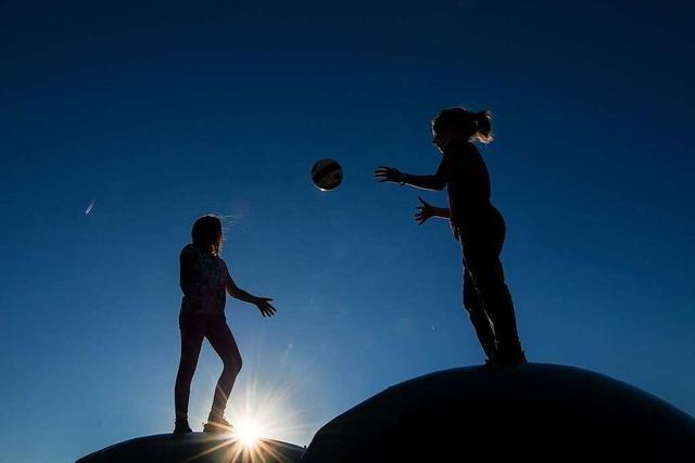 Spaziergänge als Sportersatz an den Schulen