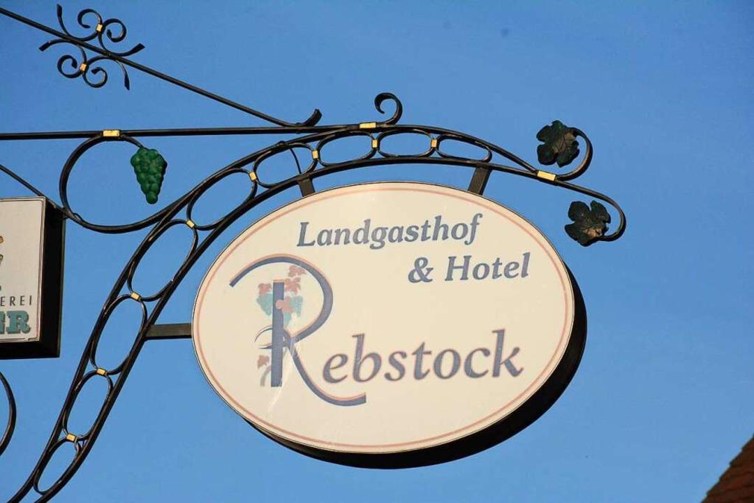 Der Rebstock in Haltingen  | Foto: Hannes Lauber