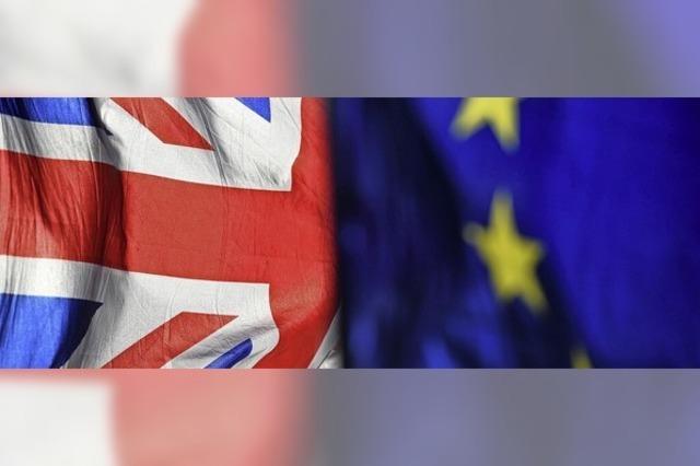 Großbritannien verschiebt