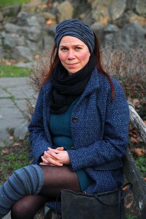 Katharina Rauenbusch wünscht sich, das...uf Soziales und Menschlichkeit achten.    Foto: Michael Saurer
