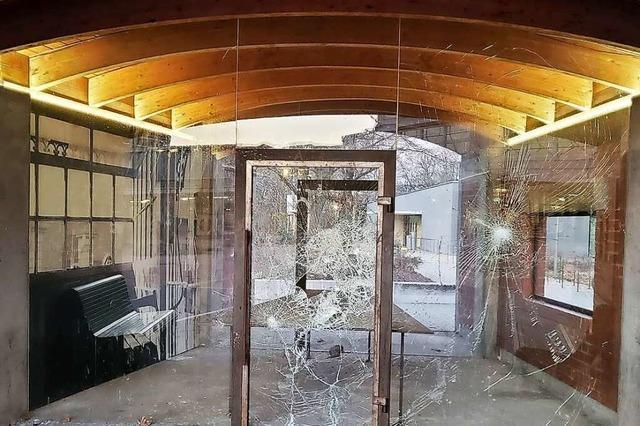 Schaden am Luckner-Denkmal beläuft sich auf bis zu 10.000 Euro
