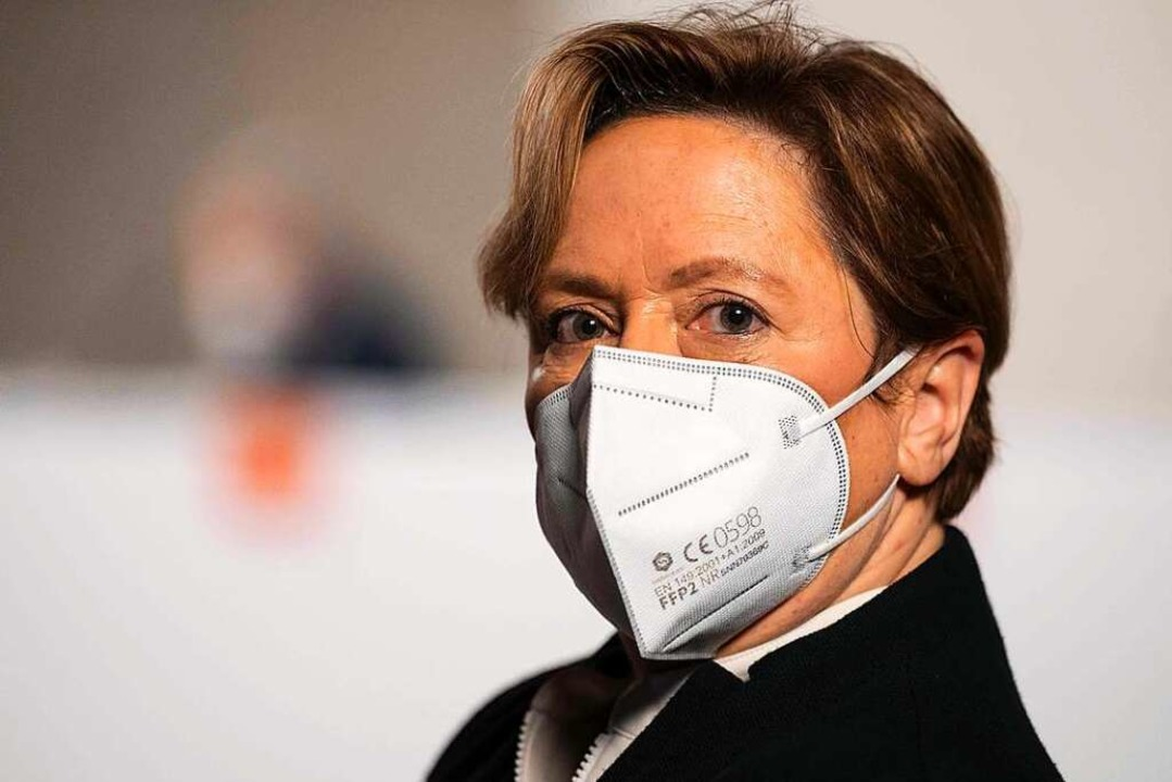 Susanne Eisenmann  | Foto: MARIJAN MURAT (AFP)