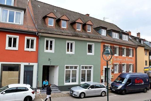 In die Ex-Metzgerei in Freiburg-Herdern zieht eine Arztpraxis