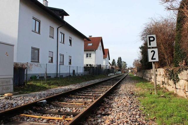 Grüne wollten mehr Tempo bei der Reaktivierung der Kandertalbahn