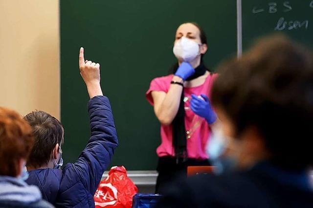 Schulleitern bereitet Rückkehr der Klassen 5 und 6 Sorgen