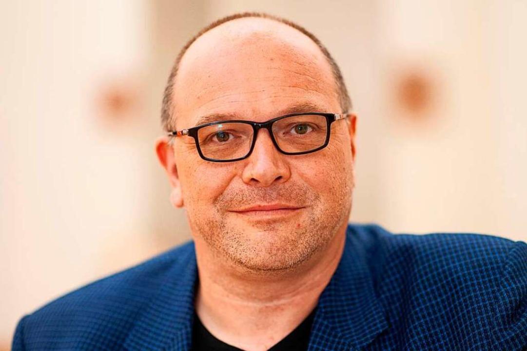 Michael Mittelstaedt, Vorsitzender des...gegen die anstehende Schulöffnung aus.  | Foto: Marijan Murat (dpa)