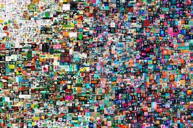 Auktions-Rekord: 69 Millionen Dollar für digitales Kunstwerk
