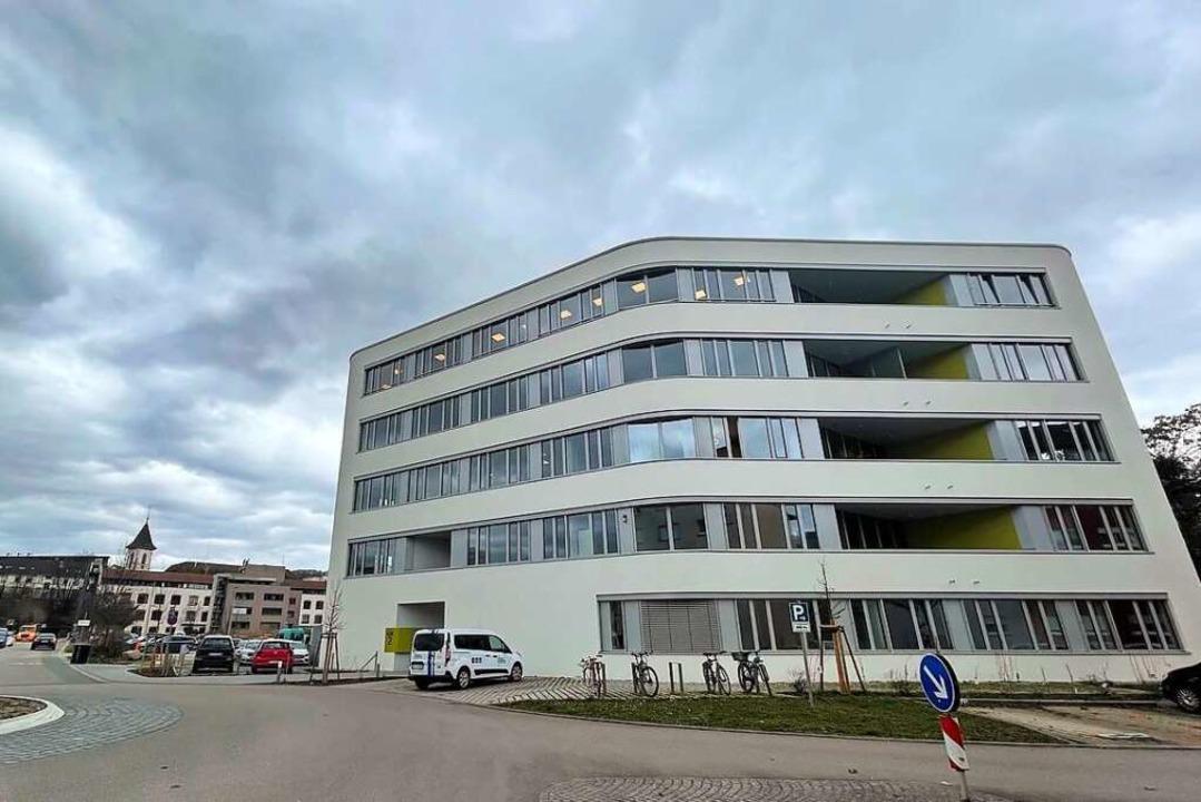In diesem Gebäude ist die Oberberg-Tag...ewusst in einer alltäglichen Umgebung.  | Foto: Barbara Ruda