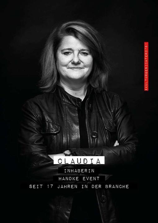 Claudia Handke, Agentur-Inhaberin  | Foto: Felix Groteloh