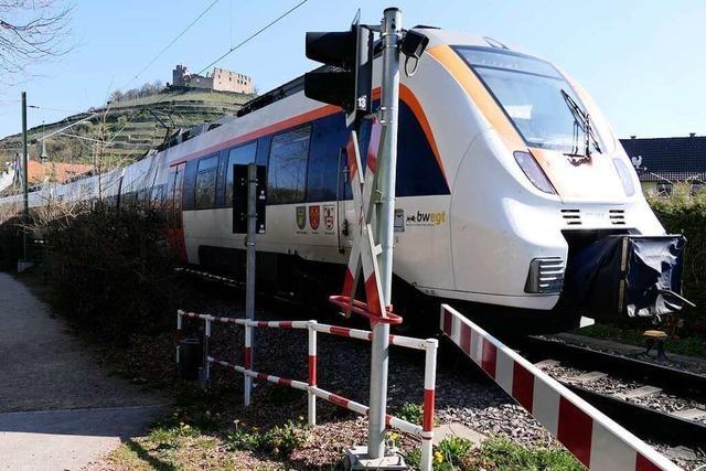 Zu laut in den Kurven: Züge der Münstertalbahn werden nachgerüstet