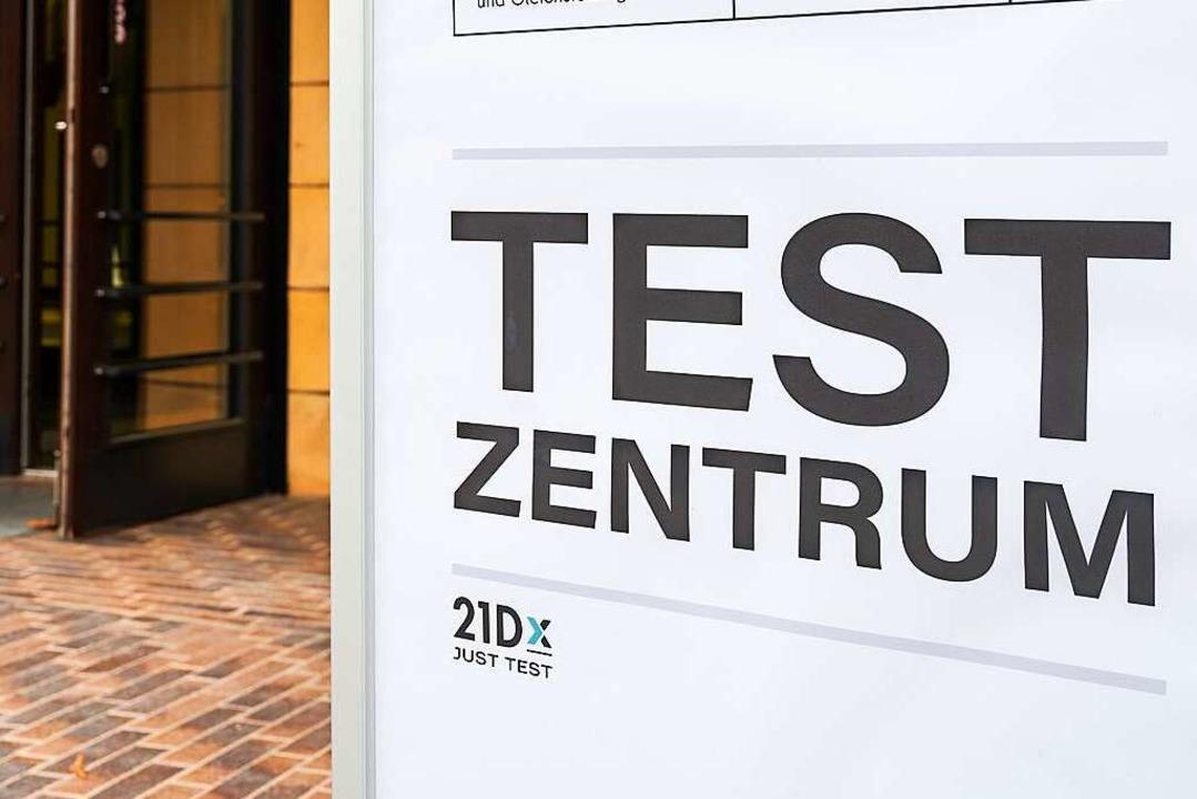 In Zell wird es vorerst kein Testzentrum geben.  | Foto: Christophe Gateau (dpa)