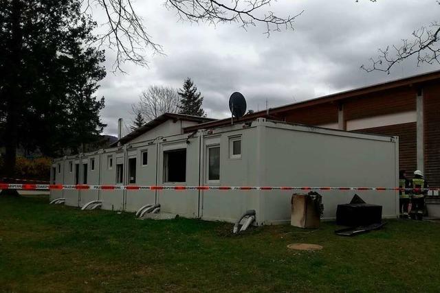 Geflüchtete sind vorerst in St. Ulrich untergebracht