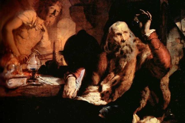 BZ-Talk: Leiter des Markgräfler Museums stellt Ferdinand Kellers