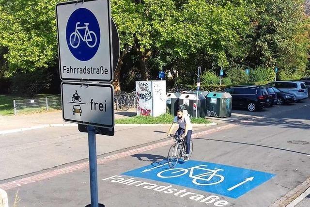 Lörrach soll eine richtige Fahrradstraße als Innenstadtumfahrung bekommen